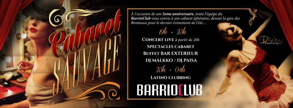 5ans BarrioClub